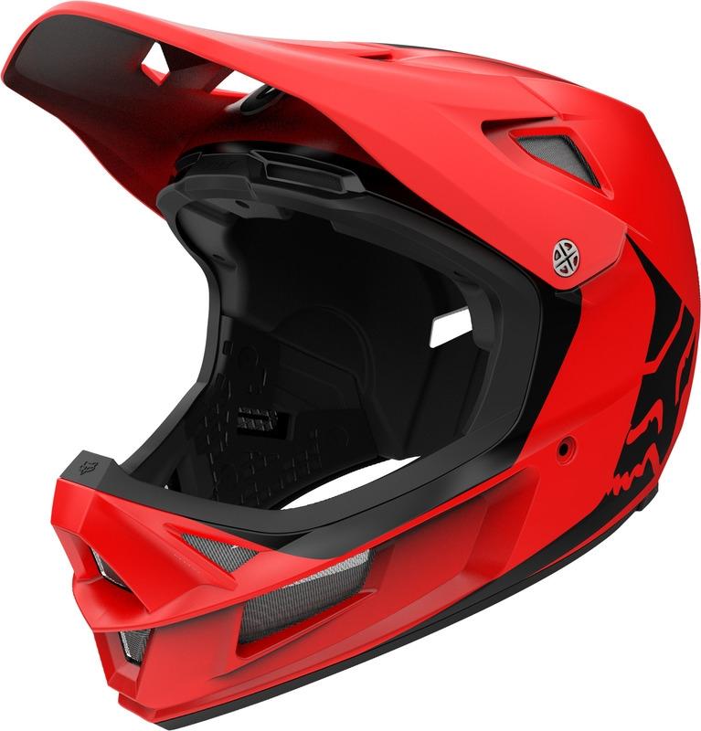 FOX Rampage Comp Infinite Helmet