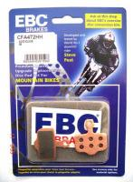EBC - Disc brake pads for Avid Elixir [CFA472HH Gold]