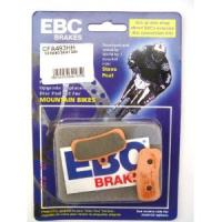 EBC - Disc brake pads for Shimano Saint, Zee [CFA493HH Gold]