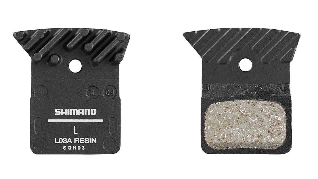 Shimano Ultegra / Dura Ace / GRX Disc Brake Pads (L03A)