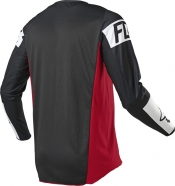 FOX Youth 180 Revn Jersey Red