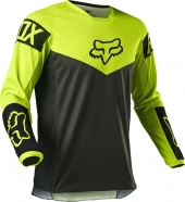 FOX Youth 180 Revn Jersey Yellow