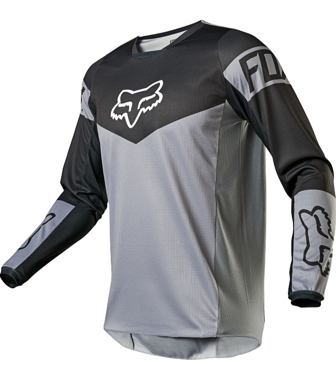 FOX 180 Revn Steel Grey Jersey