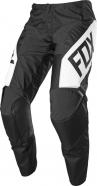 FOX - 180 Revn Black White Pant