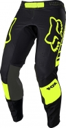 FOX - Flexair Mach One Black Yellow Pant