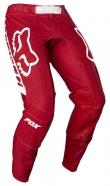 FOX Flexair Mach One Red Pant