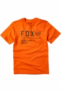 FOX - Non Stop Orange Flame Youth Tee