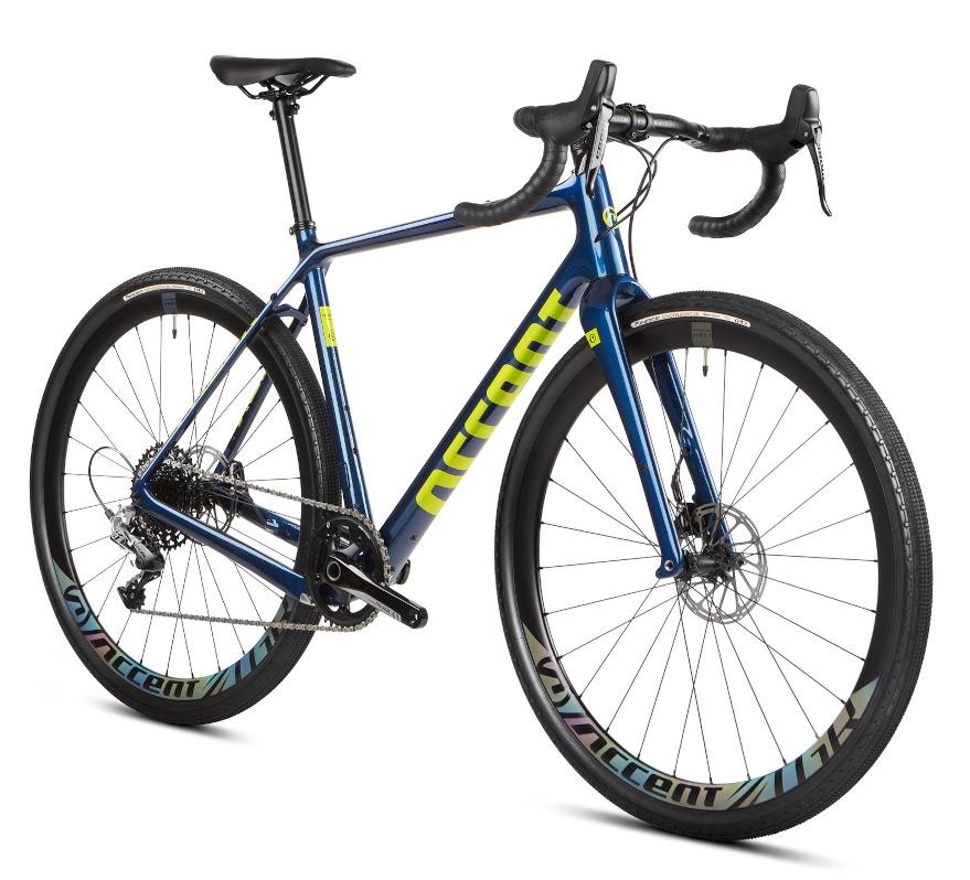 Accent Freak Carbon Rival Gravel Bike