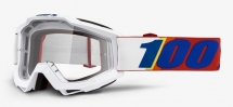100% - ACCURI Clear Lens Goggles