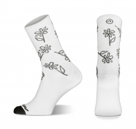 Accent - Flowers Long Socks Set
