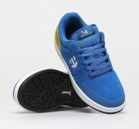Etnies - Marana Blue/Yellow Shoes