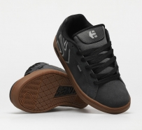 Etnies - Fader Black Gray/Gum Shoes