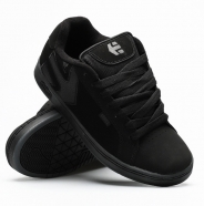 Etnies - Fader 2 Black Dirty Wash Shoes