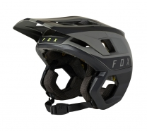 FOX - Dropframe Pro Black Stripe MIPS® Helmet
