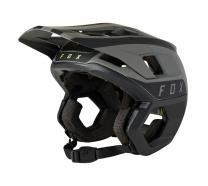 FOX - Dropframe Pro Black Stripe MIPS® Helmet