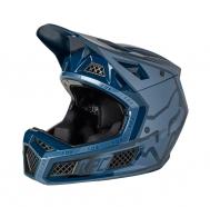 FOX - Rampage PRO Carbon Repeater Dark Indigo Helmet