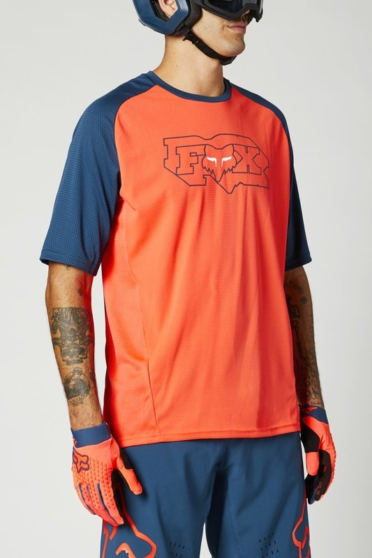 FOX Defend Atomic Punch Jersey