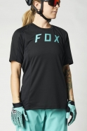 FOX - Defend Black Lady Jersey
