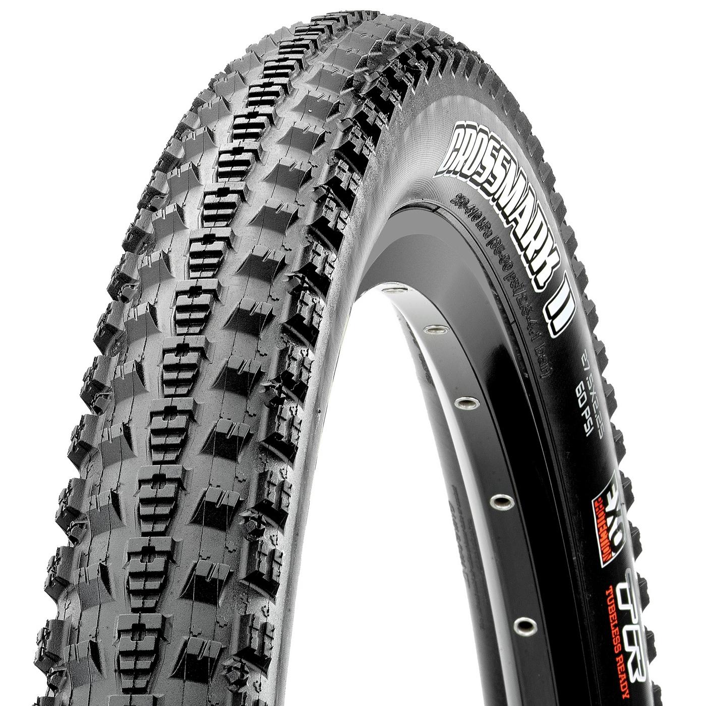 "Maxxis Crossmark II 26"" Tire"