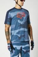 FOX - Ranger Drirelease® Short Sleeve Jersey Blue Camo