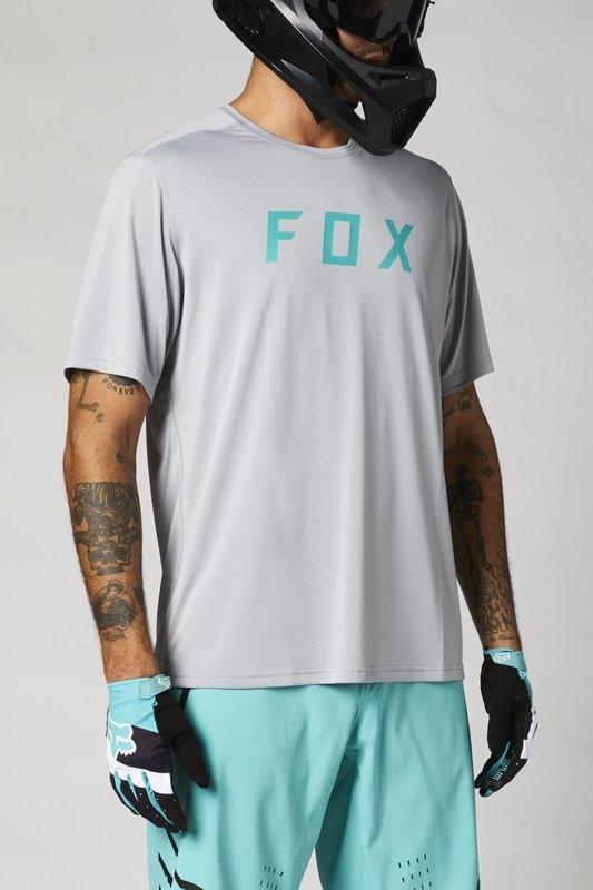 FOX Ranger Steel Grey SS Jersey