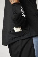 FOX Ranger Power Dry® SS Black Jersey