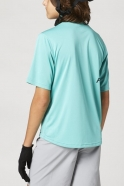 FOX Youth Ranger Teal SS Jersey