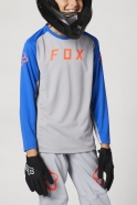 FOX - Youth Defend Long Sleeve Jersey