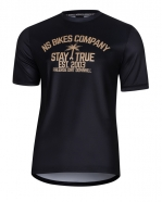 NS Bikes - T-shirt Tech Gold Palm