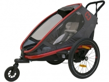 Hamax - Outback One: Multifunctional Child Carrier