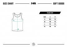 NS Bikes Tank Top Palm