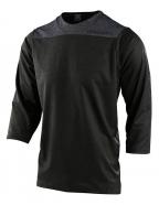 Troy Lee Designs - Ruckus 3/4 Jersey Solid Heather Dark Olive