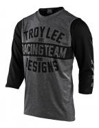 Troy Lee Designs - Ruckus 3/4 Jersey Team 81 Heather Gray