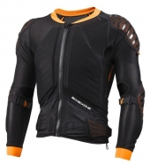 661 [SIXSIXONE] - Evo Compression Jacket Long Sleeve Black
