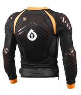661 [SIXSIXONE] Evo Compression Jacket Long Sleeve Black