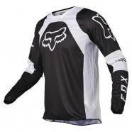 FOX - 180 Lux Black/White Jersey