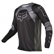 FOX - 180 Lux Black/Black Jersey