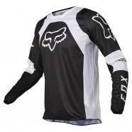 FOX - Youth 180 Lux Black/White Jersey