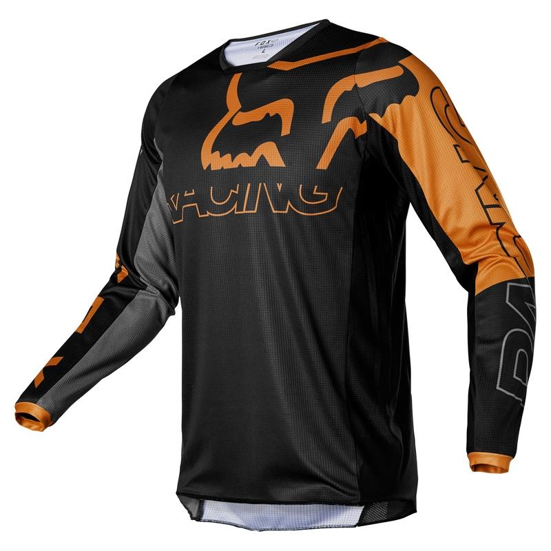 FOX 180 Skew Black Jersey