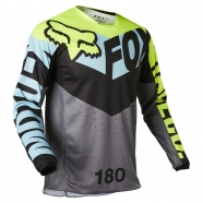 FOX 180 Trice Teal Jersey