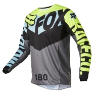 FOX - Youth 180 Trice Jersey Teal