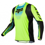 FOX - Youth 360 Dier Jersey Fluorescent Yellow