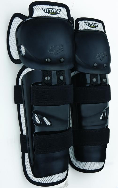 FOX Youth Titan Sport Knee/Shin Guards