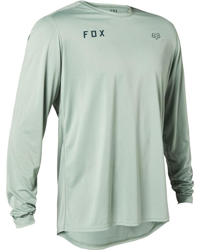 FOX Ranger Essential Sage Long Sleeve Jersey