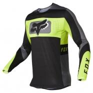 FOX - Flexair Mirer Black/Yellow Jersey