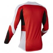 FOX Flexair Mirer Fluorescent Red Jersey