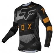 FOX - Flexair Riet Black Jersey