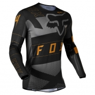 FOX Flexair Riet Black Jersey