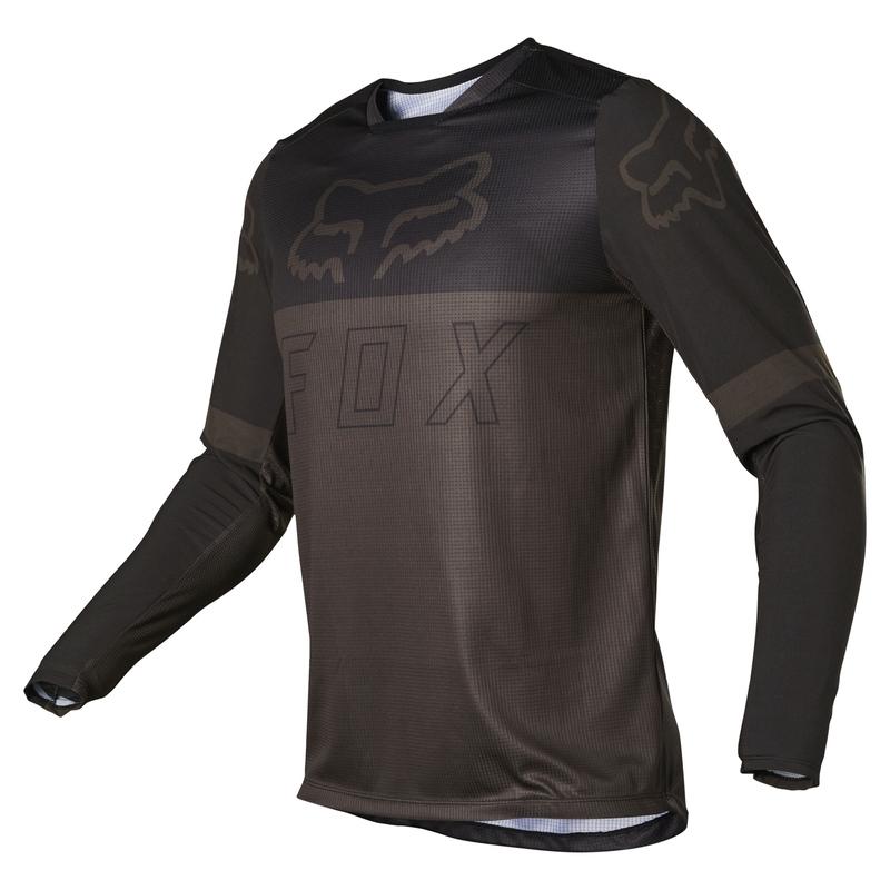 FOX Legion Black Jersey