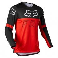 FOX Legion Fluorescent Red Jersey